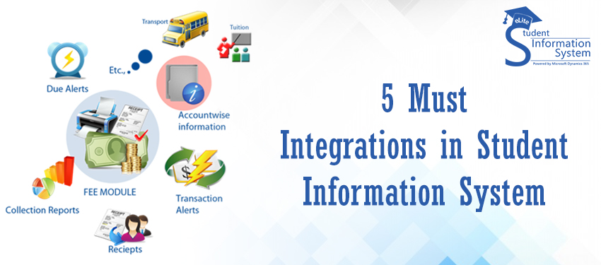 5 Must Integrations in any Student Information System for Seamless Work Processes